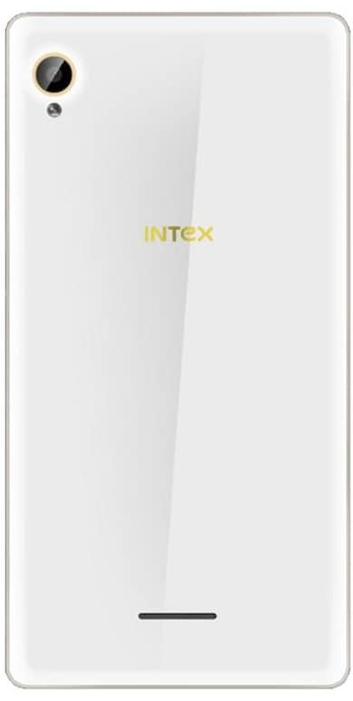 Intex Aqua Power HD (White and Gold, 2GB RAM, 16GB) Price in India