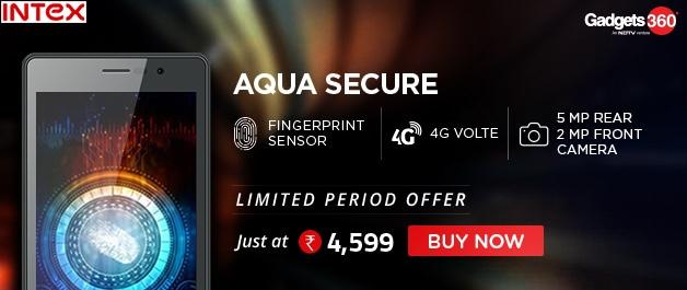 Intex Aqua Secure