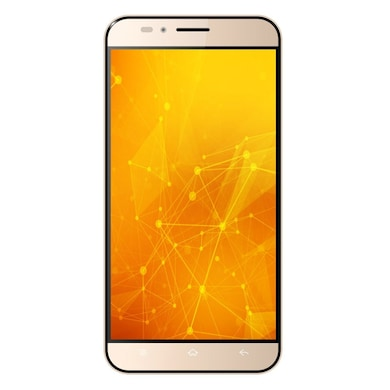 Intex Aqua Turbo 4G (Champagne, 1GB RAM, 8GB) Price in India