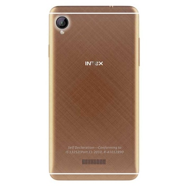 Intex Aqua Xtreme 2 (Champagne, 2GB RAM, 16GB) Price in India