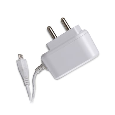 Intex 1A Wall Charger 301 White Price in India