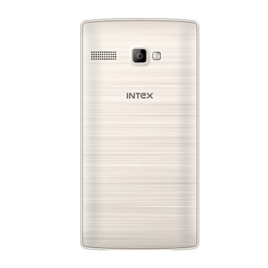Intex Cloud 3G Candy (Champagne, 256MB RAM, 512MB) Price in India
