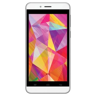 Intex Cloud Cube (White, 512MB RAM, 8GB) Price in India