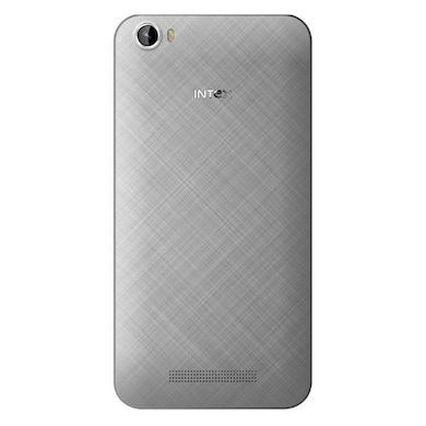 Intex Cloud Swift 4G 3GB RAM (Grey, 3GB RAM, 16GB) Price in India