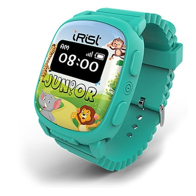 Intex iRist Junior Smartwatch Torquoise Blue Price in India