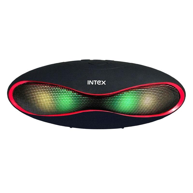 Intex It 12sbt Bluetooth Speakers Black Price In India Buy Intex It 12sbt Bluetooth Speakers Black Speakers Online