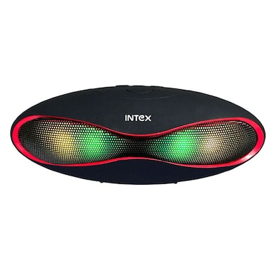 Intex IT-12SBT Bluetooth Speakers Black Price in India