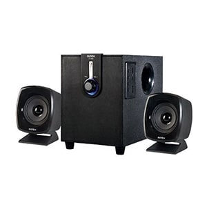 Buy Intex IT-1666 OS 2.1 Computer Multimedia Speaker Online