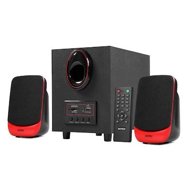 Intex IT-1700 SUF OS Multimedia Speakers Black Price in India