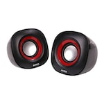 Buy Intex IT-355 2.0 Computer Multimedia Speaker Red and Black Online