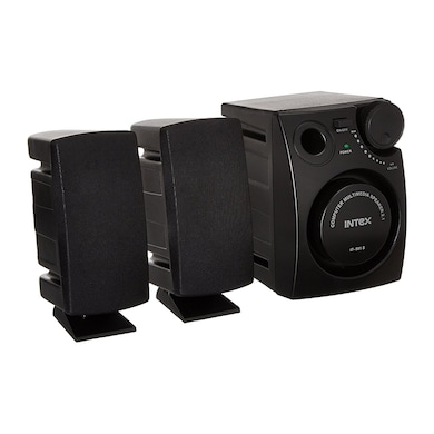 Intex IT-881S OS Multimedia Speakers Black Price in India