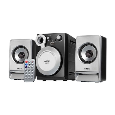 Intex IT- 890U Multimedia 2.1 Speakers Grey Price in India