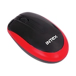 Buy Intex Jaguar USB Wired Mouse Red Online