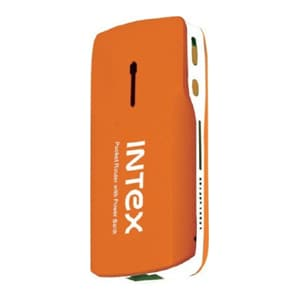 Buy Intex PR-PB4K Power Bank 3G Router 4400 mAh Online