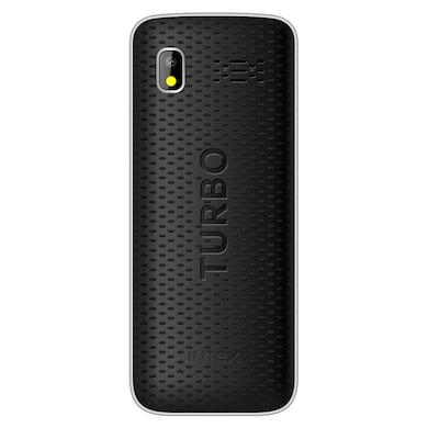 Intex Turbo Star (Black and Silver, 35KB) Price in India