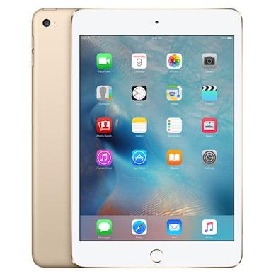 Apple iPad Mini 4 Wi-Fi+Cellular Gold, 16 GB Price in India