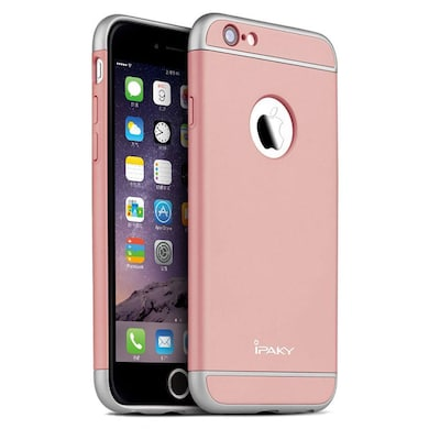 dd74e930ad6 Ipaky Back Cover For Apple Iphone 6 6S Rose Gold Price in India ...
