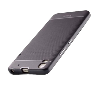 new concept f22ae 39211 Ipaky Back Cover For Lenovo A7000 / K3 Note Black Price in India ...