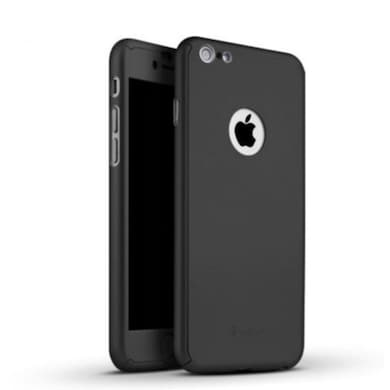4d0dccd0e41 Ipaky Front And Back Case For Apple Iphone 6  6S Black Price in ...