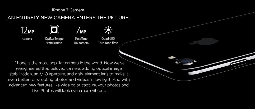 Apple iPhone 7 Photo 8