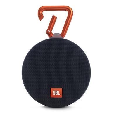 JBL Clip 2 Waterproof Ultra Portable Speaker Black Price in India