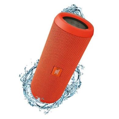 JBL Flip 3 Portable Bluetooth Speaker Orange Price in India