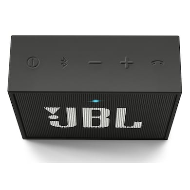 JBL GO Portable Wireless Bluetooth Speaker Black Price in India