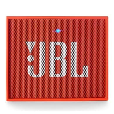 JBL GO Portable Wireless Bluetooth Speaker Orange Price in India
