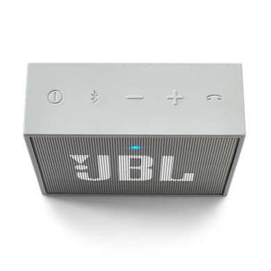 JBL GO Portable Wireless Bluetooth Speaker Grey Price in India