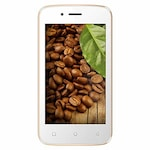 Buy Karbonn Alfa A112 White and Champagne, 512 MB Online