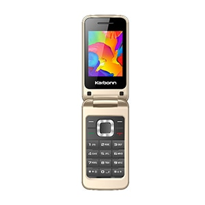 Buy Karbonn K-Flip Feature Phone Online