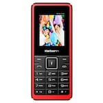 Buy Karbonn K130 FUN Black and Red Online