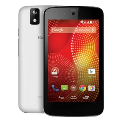 Karbonn Sparkle V (White, 1GB RAM, 4GB) Price in India