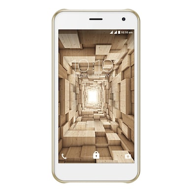 Karbonn Titanium 3D Plex White and Champagne, 8 GB images, Buy Karbonn Titanium 3D Plex White and Champagne, 8 GB online at price Rs. 2,999