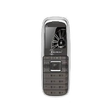 Unboxed Kenxinda FF2 World Smallest Keypad Mobile Phone (Black) Price in India