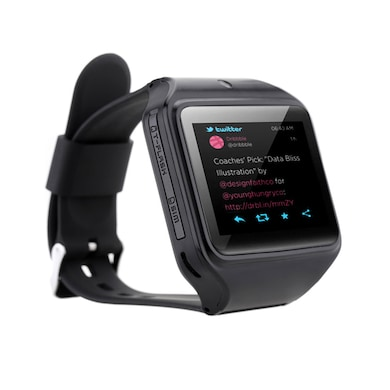 Kenxinda S Silicon Automatic Smart Watch 2 Inch Black images, Buy Kenxinda S Silicon Automatic Smart Watch 2 Inch Black online at price Rs. 2,450