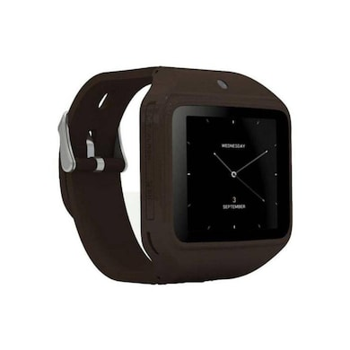 Kenxinda S Silicon Automatic Smart Watch 2 Inch (Brown, 32MB RAM, 32MB) Price in India