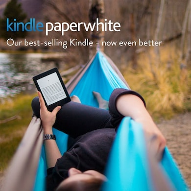 Kindle Paperwhite E- book reader WiFi Only Black Price in India