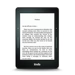 Buy Kindle Voyage 6 Inch High Resolution Display With Adaptive Built-in Light and PagePress Sensors WiFi Black Online