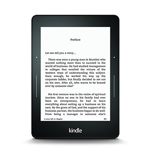 Buy Kindle Voyage 6 Inch High Resolution Display With Adaptive Built-in Light and PagePress Sensors WiFi Online
