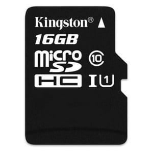 Buy Kingston 16 GB Class 10 MicroSDHC Memory Card Online