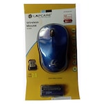Buy Lapcare WL 300 Wireless Optical Mouse Blue Online