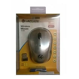 Buy Lapcare WL 300 Wireless Optical Mouse Online