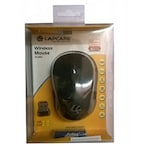 Buy Lapcare WL 300 Wireless Optical Mouse Black Online
