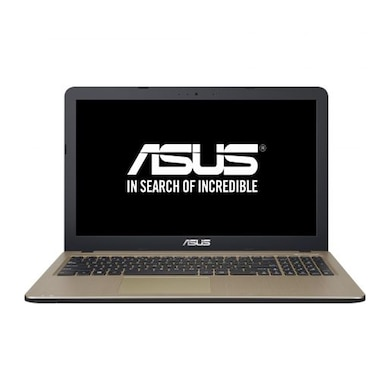 ASUS X540SA-XX004D 15.6 Inch Laptop (Celeron Dual Core/4GB/500GB/DOS) Black Price in India