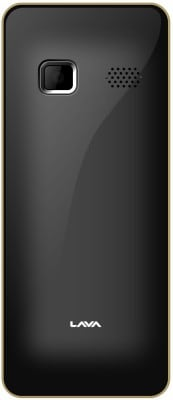 Lava KKT Uno+ (Black and Gold, 0MB) Price in India