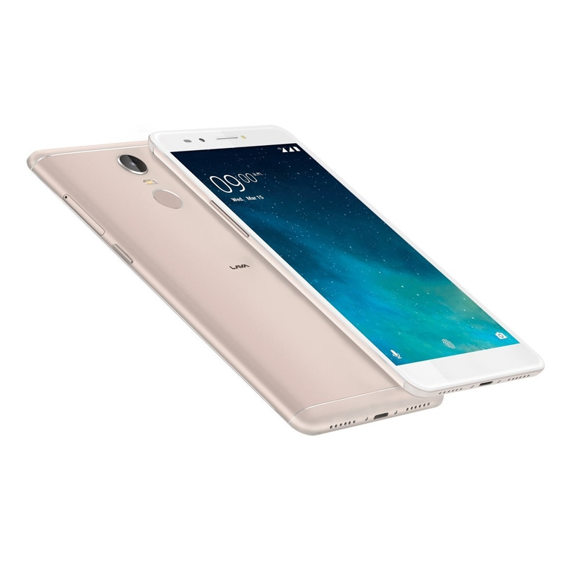 Lava Z25 with 4 GB RAM Gold, 32 GB images, Buy Lava Z25 with 4 GB RAM Gold, 32 GB online at price Rs. 13,350