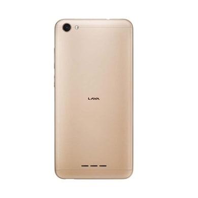 Lava Z61 (Gold, 2GB RAM, 16GB) Price in India