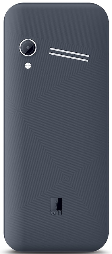 iBall Leader 2.8H (Black and Grey) Price in India