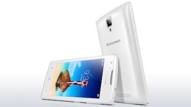 Lenovo A1000 (White, 1GB RAM, 8GB) Price in India